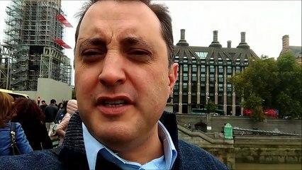 #RicoyCharladito Palacio de Westminster y el Big Ben en Londres