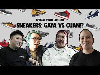 dr. Tirta, Adityalogy, Jejouw USS & Putra Sigar -  Puluhan Juta Cuan Resell Sneakers!?