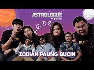 Zodiak Paling BUCIN!? - Cast Film Bucin ft. Chandra Liow & Trisouls - ASTROLOGUE