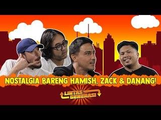 NGERJAIN HAMISH, ZACK LEE, DANANG bareng Raysha Eca! - Lintas Generasi Ep 01