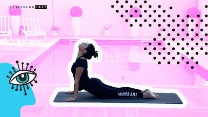 Yoga  Sun Salutation for Beginners and Advanced