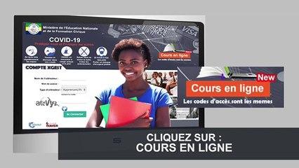 Apprendre à la maison : comment accéder à la plateforme numérique de l'Education nationale
