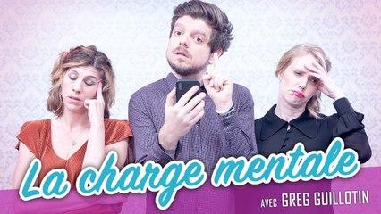 La charge mentale  (feat. GREG GUILLOTIN) - Parlons peu Mais parlons