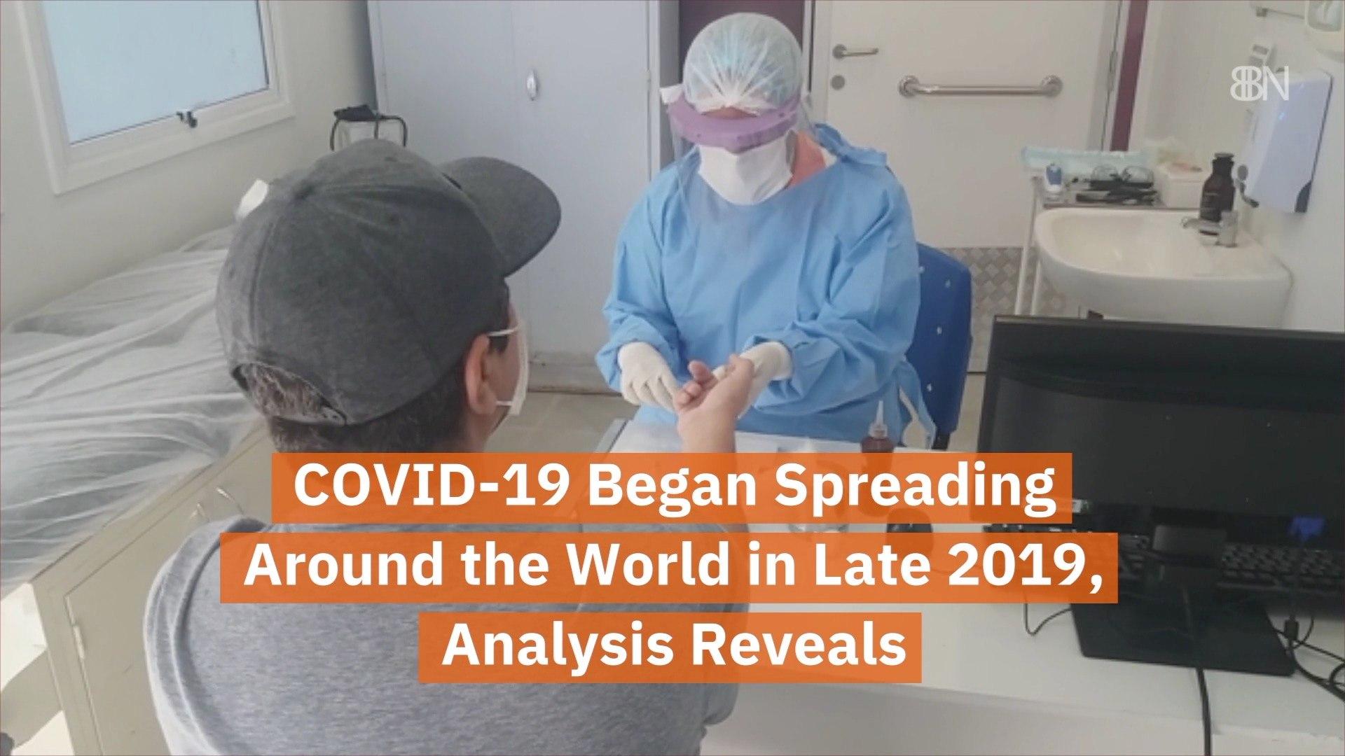 Covid-19 In 2019