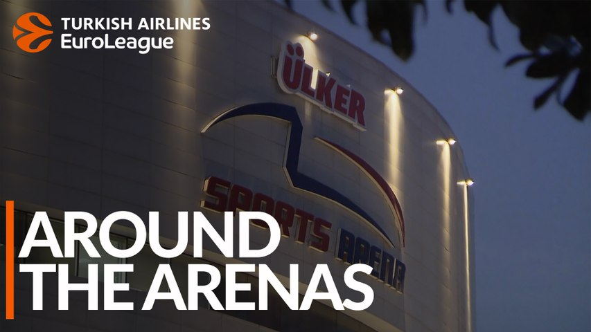 Around the Arenas: Ulker Sports and Event Hall