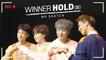 [Pops in Seoul] Hold! WINNER(위너)'s MV Shooting Sketch