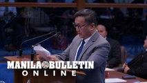 Tolentino defends senators' accomplishments in gov't response to COVID-19 pandemic