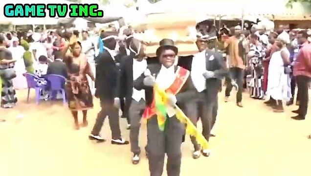 COFFIN DANCE GTA 5 MEME Compilation (Ghana Pallbearers Dancing to ASTRONOMIA 2019)