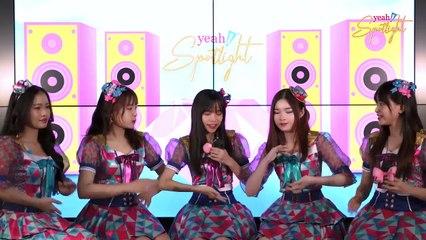 SGO48 bật mí về MV thứ 2 được đầu tư khủng, bật khóc khi nói về fan #Yeah1Spotlight