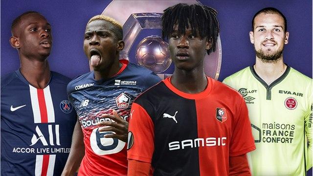 Ligue 1 : le onze type des révélations de la saison