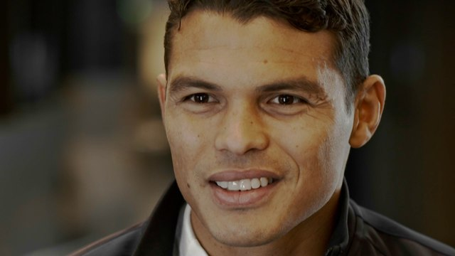 Thiago Silva : From the streets