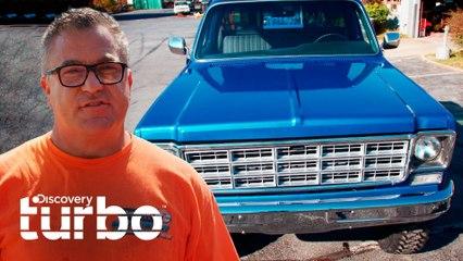 Camioneta Chevy del 70 queda como nueva | Chatarra de oro | Discovery Turbo