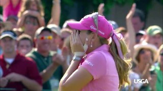 U.S. Women's Open Rewind- 2010: In Pink, Paula Creamer Takes the Title at Oakmont (Golf)