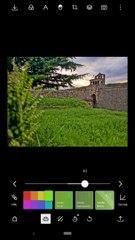 2020-05-07 Polarr Nokia 9 Workflow