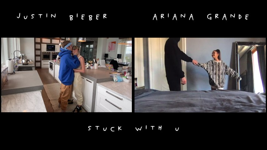 Ariana Grande - Stuck with U
