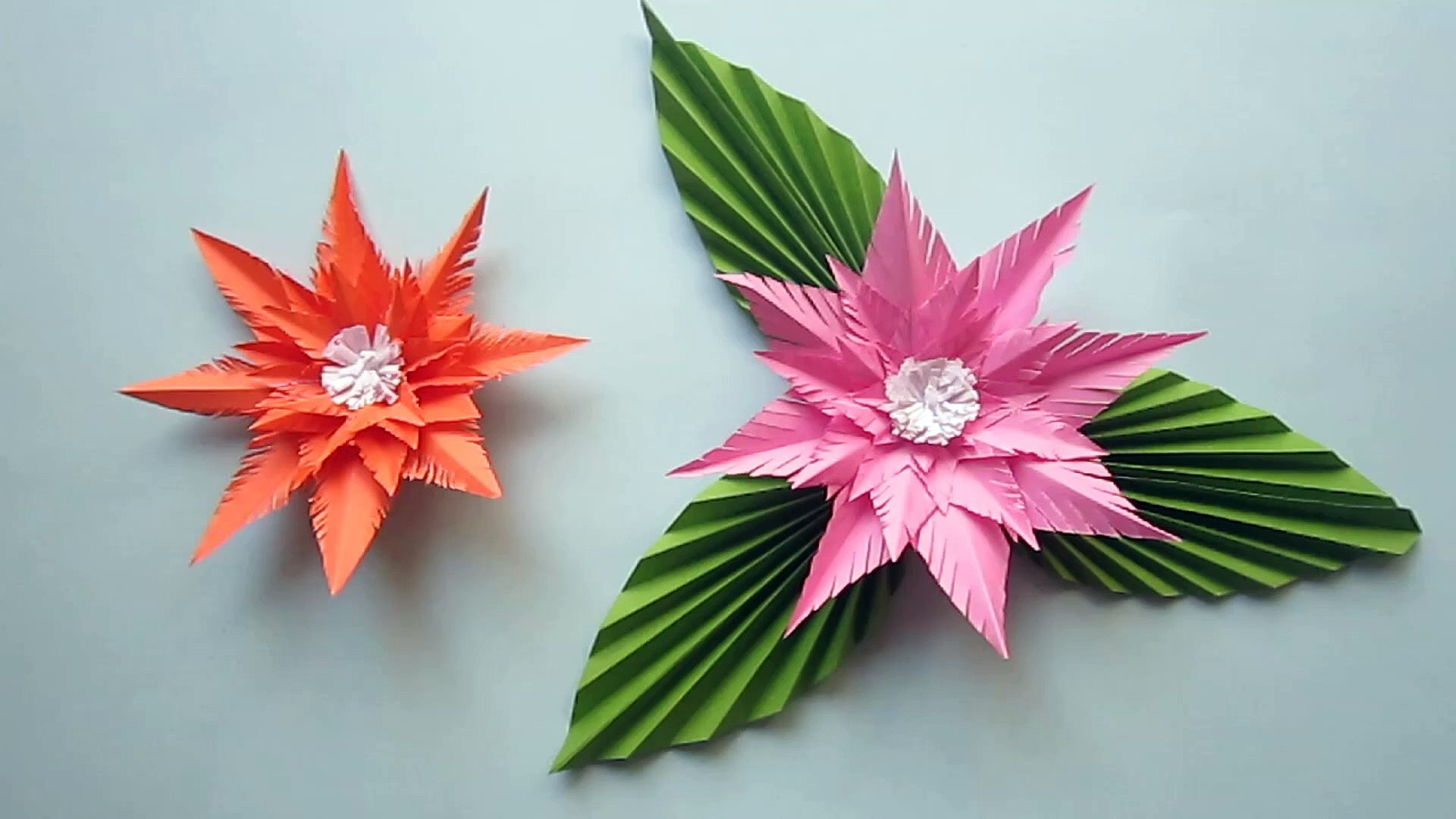 How to Make Tissue Paper Flowers - Making Tissue Paper Flowers ...   1080x1920