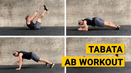 Tabata Ab Workout