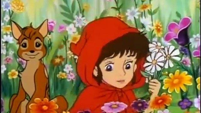 Le petit Chaperon Rouge - DESSIN ANIME COMPLET FRANÇAIS