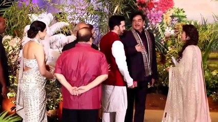 Salman, Aishwarya, Kangana, Kareena, Shahid Best Moments At Sonam Kapoor's Wedding Reception