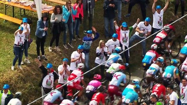Il Giro d'Italia Siete Voi.