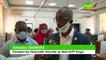 Don de masques, de gels et de savons de l'Université Virtuelle du Mali UVPP Kingui aux enseignants à travers le PADES