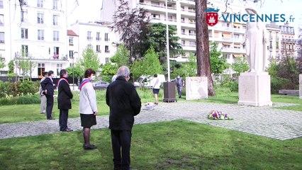 Commémoration du 8 mai 1945 - 8 mai 2020