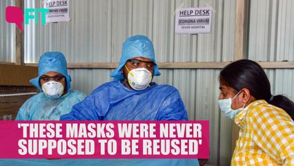 Design Innovations To Help Repurpose N95 Masks