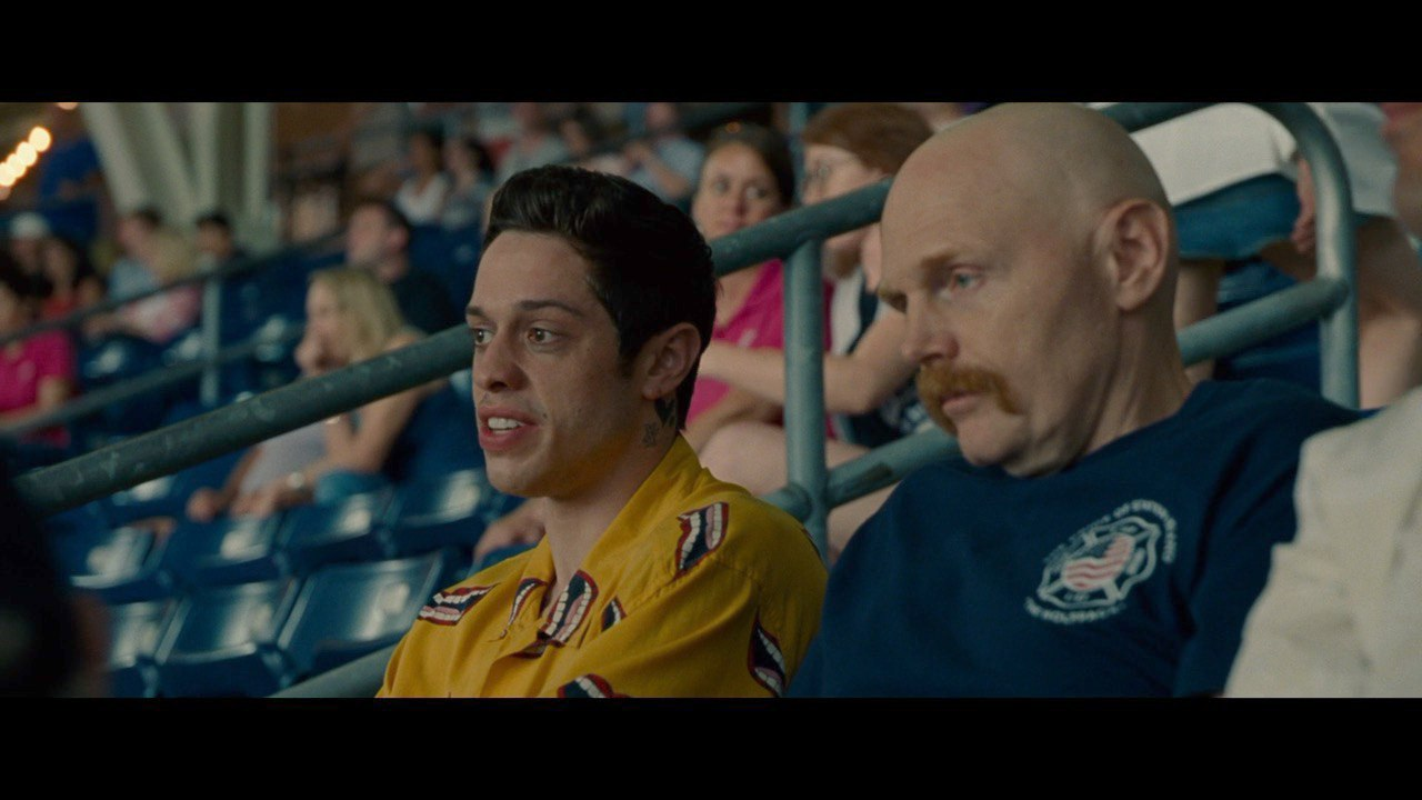 Bill Burr Pete Davidson In The King Of Staten Island New Red Band Trailer Video Dailymotion
