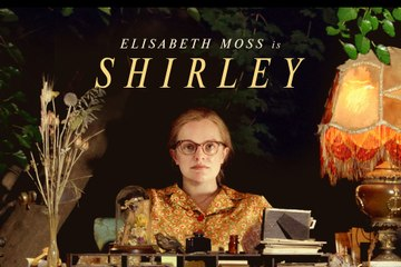 Shirley Official Trailer (2020) Elisabeth Moss, Michael Stuhlbarg Drama Movie