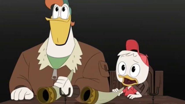 DuckTales - S03E07 - The Rumble for Ragnarok! - May 08, 2020 || DuckTales - S03E08