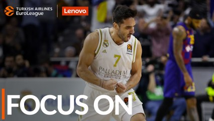 Facundo Campazzo: 'Real has given me so many things'
