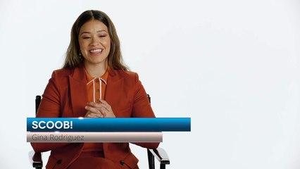 SCOOB! Gina Rodriguez