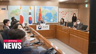 Multilateral cooperative COVID-19 group led by S. Korea launches via videoconference