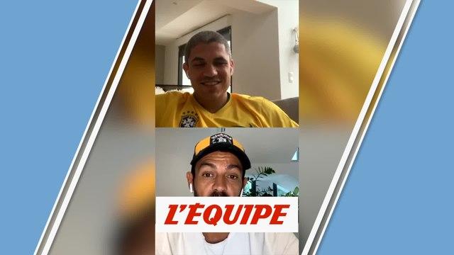 Vitorino Hilton :«J'ai quitté Marseille au bon moment » - Foot - L1 - OM