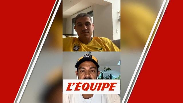 Vitorino Hilton « Lens en Ligue 1, ça me fait plaisir » - Foot - L1