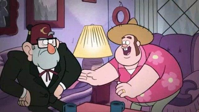 Gravity Falls Season 1 Episode 4 The Hand That Rocks The Mabel