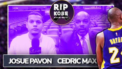INSTANT REACTION: Kobe Bryant NBA Legend Reacts to Kobe Bryant Death in REAL TIME! - #TBT