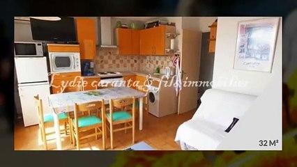 Vente appartement 2 pièces + cabine Sainte-Maxime avec Vue M