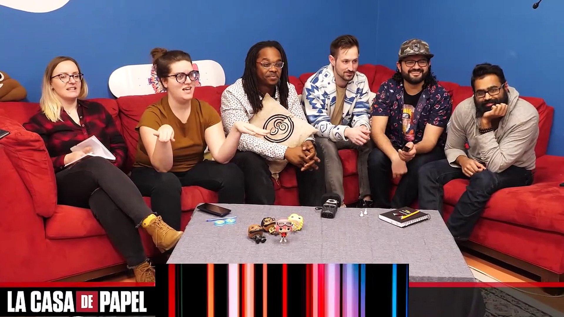 La Casa De Papel (Money Heist) - 1x1 Episode 1 - Group Reaction