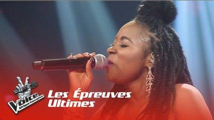 Kessi - All in my head | Les épreuves ultimes | The Voice Afrique Francophone | Saison 3