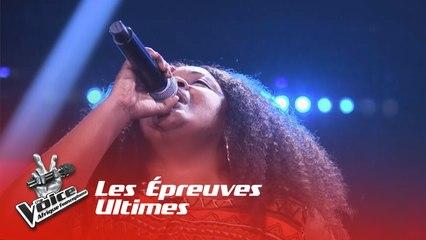 Maryjo -Samahani | Les épreuves ultimes | The Voice Afrique Francophone | Saison 3