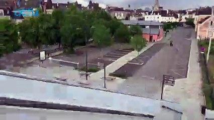 Déconfinement J-1 dans les rues de Vitré