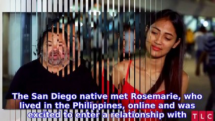 90 Day Fiance's Big Ed Told Rosemarie He Was Old Enough to Be Her Dad