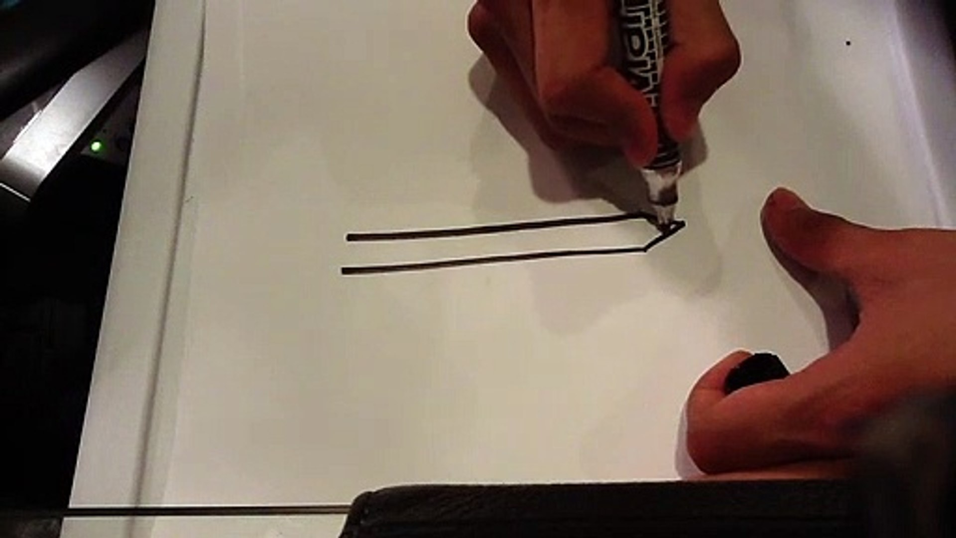 How to Draw a Pencil - Easy Things to Draw