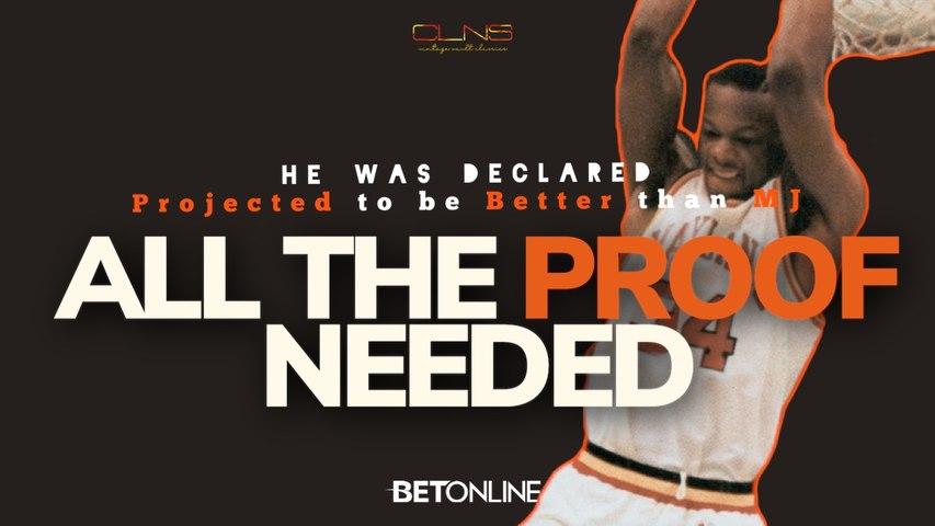 PROOF He Was Better Than Michael Jordan & Len Bias' Maryland Highlights