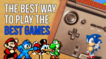 The Best Retro Portable Gaming System - The GPD XD