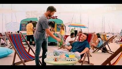 Três Metros Acima do Céu   Trailer oficial   Netflix Brasil