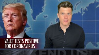 Weekend Update Home Edition: Trump's Valet Tests Positive for Coronavirus