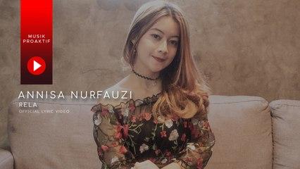 Annisa Nurfauzi - Rela (Official Lyric Video)