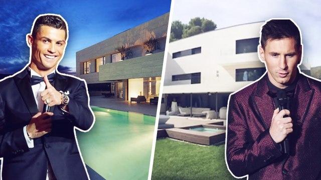 Quel footballeur a la maison la plus chère ? | Oh My Goal